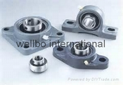 15 years exporter of Pillow Block Housing Bearing for Textile Machines