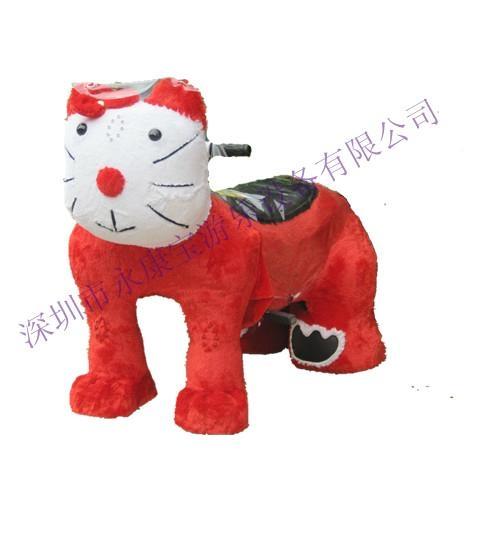 可爱儿童小动物电瓶车*A3 1