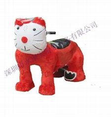可爱儿童小动物电瓶车*A3