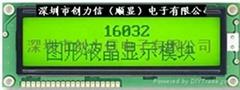 中文液晶模块16032