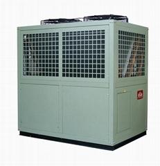 Combine cooling,Heating&Hot water heat pump