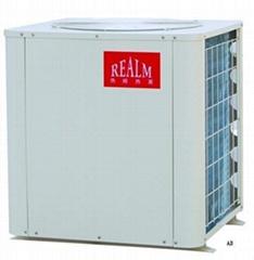 髮廊熱泵熱水器