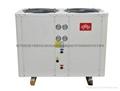 空气能低温热泵