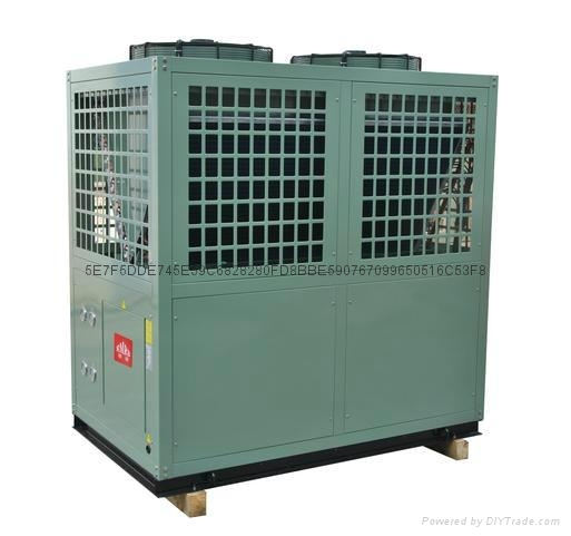 Air Source Heat Pump for Low Temperature 3