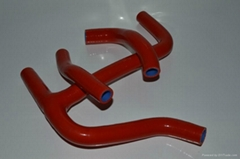 Silicone Water Hose for CRF YZF KXF KTM