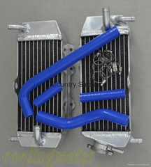 Aluminum Radiator For Motocycle Dirt Bike Motocross ATV UTV