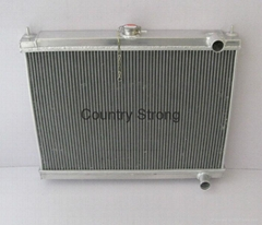 Aluminum Radiator For Honda Toyota Nissan BMW Audi Mini