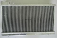 Aluminum Radiator For Cooper EVO WRX