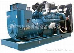 奔馳(MTU)柴油發電機組/MTU-DDC,發動機配件