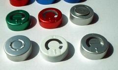 All-Aluminium caps