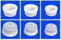 塑料輸液容器用聚丙烯組合蓋(拉環式) 1
