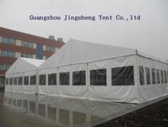 大型铝合金篷房展览篷房
