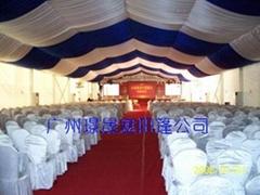 庆典篷房活动帐篷