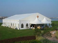 遮阳棚活动篷房大型帐篷