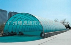 Light Steel Structure Tents