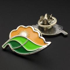 Factory Direct Metal Stamping Badge