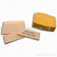 壓縮清潔印刷木槳綿