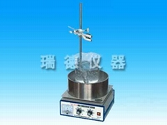 DF-101系列集热式恒温加热磁力搅拌器