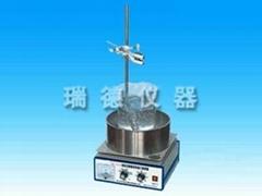DF-101系列集熱式恆溫加熱磁力攪拌器