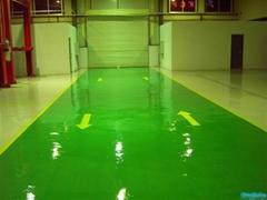 環氧樹脂薄塗地坪(經濟型)