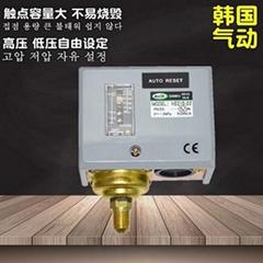 韓國DANHI丹海HS210-02可調機械式壓力開關HS-210蒸汽壓力開關