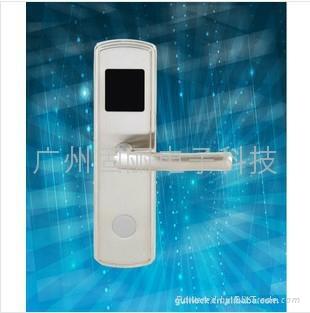 純不鏽鋼賓館鎖感應智能IC卡鎖 1