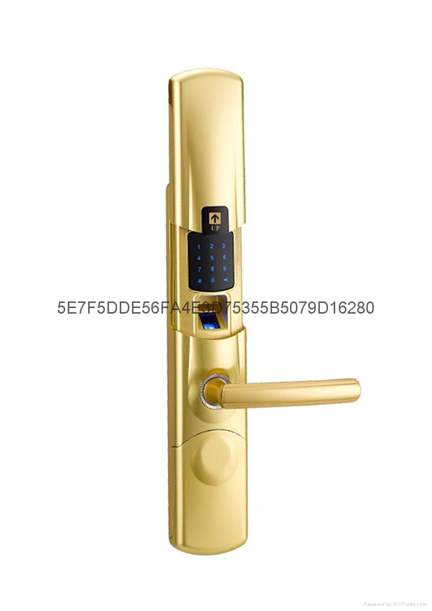 固麗佳密碼鎖指紋鎖 2