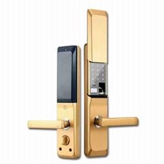 通用型智能指紋鎖GLJ-8006