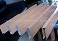 鋁挂片木紋扣板吊頂天花 2