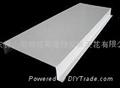 高邊防風扣板條形天花板 2