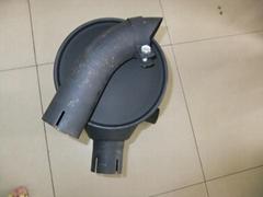 小松挖掘機配件pc200-7空濾外殼