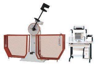 山东JB-W300B微机屏显式冲击试验机 1