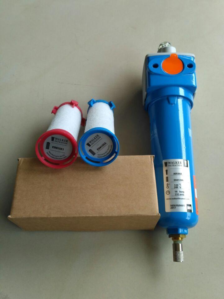 代理英国原装进口E0413XA沃克Walker空气过滤器滤芯  1
