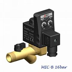 JORC空壓機電子自動排水閥MIC-A
