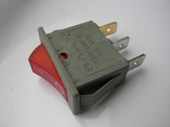 rocker switches jinhe heater fanner kcd3 kcd4-2 UL CCC CE