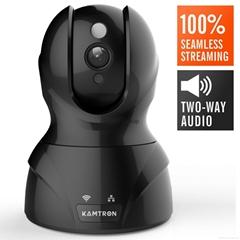 高清攝像頭夜視監控智能家電