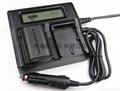 digital camera camcorder battery charger