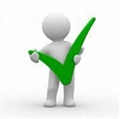 Gain buyer confidence by having your credential verified!