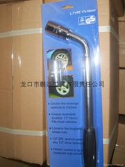 L type extened spanner