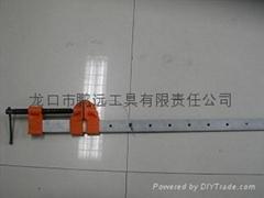 F sash clamp
