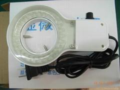 顯微鏡外接220v LED可調光源
