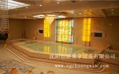 瀋陽桑拿洗浴設備