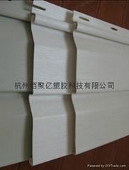 外牆保溫防水材料pvc挂板