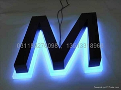 發光字樹脂勻光劑