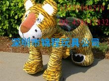 儿童電動毛絨玩具車 4