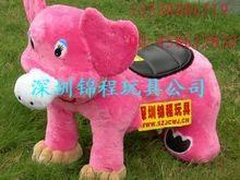 毛绒动物电动车 2