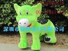 毛绒动物电动车 5