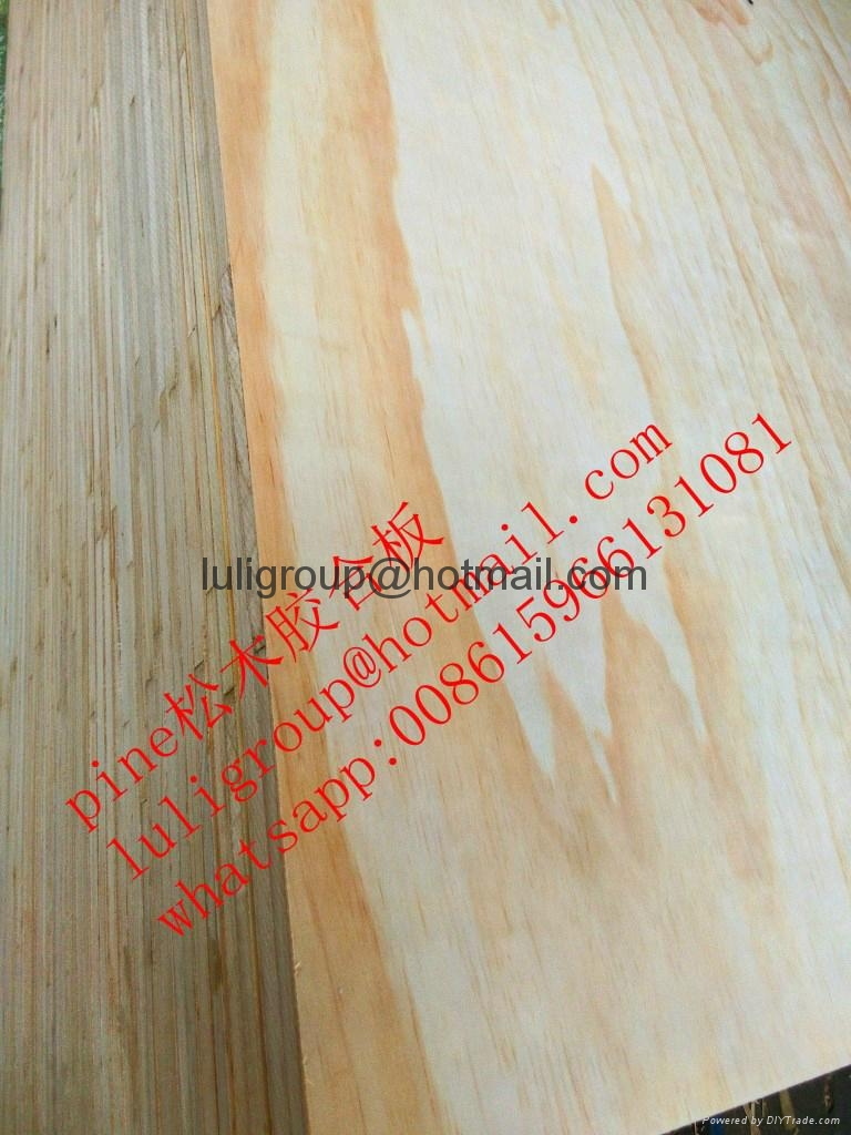 松木胶合板多层板 4