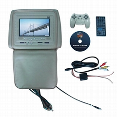 7 inch Headrest Car DVD Player with