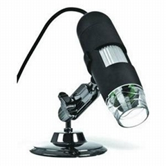 200x 1.3MP USB Microscope 8-LED Digital Mobile Magnifier